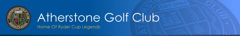 Home Atherstone Golf Club